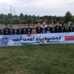 Congratulations Waza U-13 Boys National Champions!!!