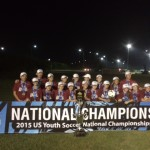 CONGRATULATIONS! USYSA National Champions – PSG MI Gators 02 Orange